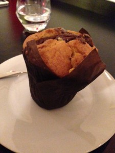 Muffin nutella Clyde